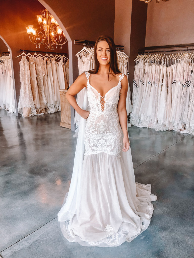 """""""Soul"""" by Naama & Anat Couture ~ The Blushing Bride boutique in Frisco, Texas"""