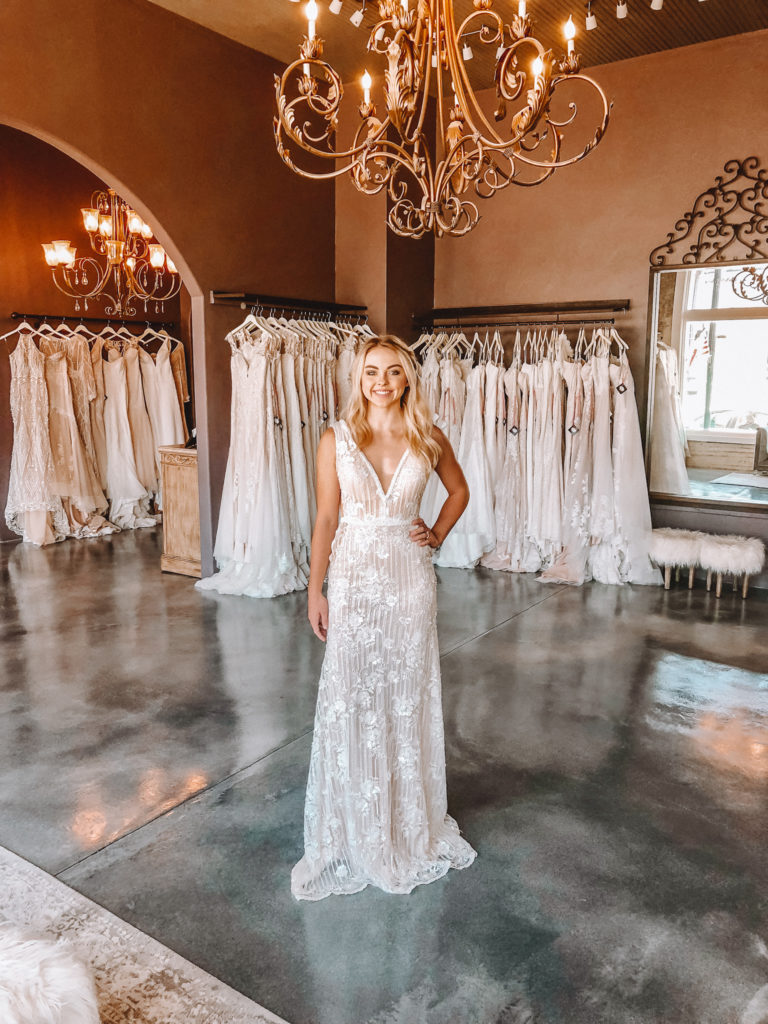 """""""Amore"""" by Naama & Anat Couture ~ The Blushing Bride boutique in Frisco, Texas"""