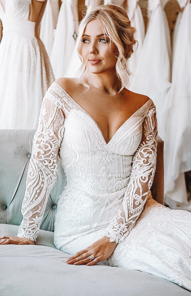 Naama & Anat Couture - The Blushing Bride Boutique in Frisco, Texas