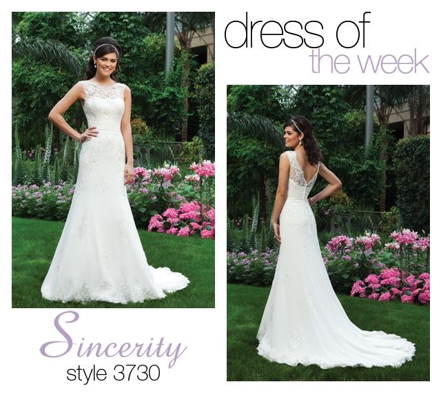 Sincerity Bridal Style 3730 - The Blushing Bride Boutique in Frisco, Texas