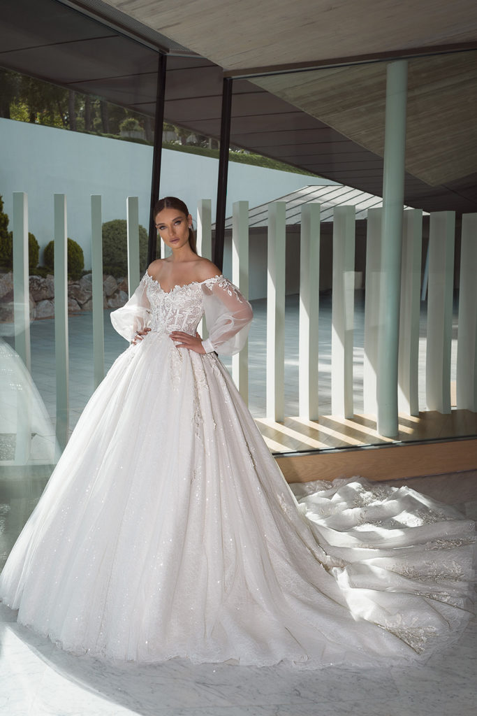 Crystal Design The Blushing Bride Boutique