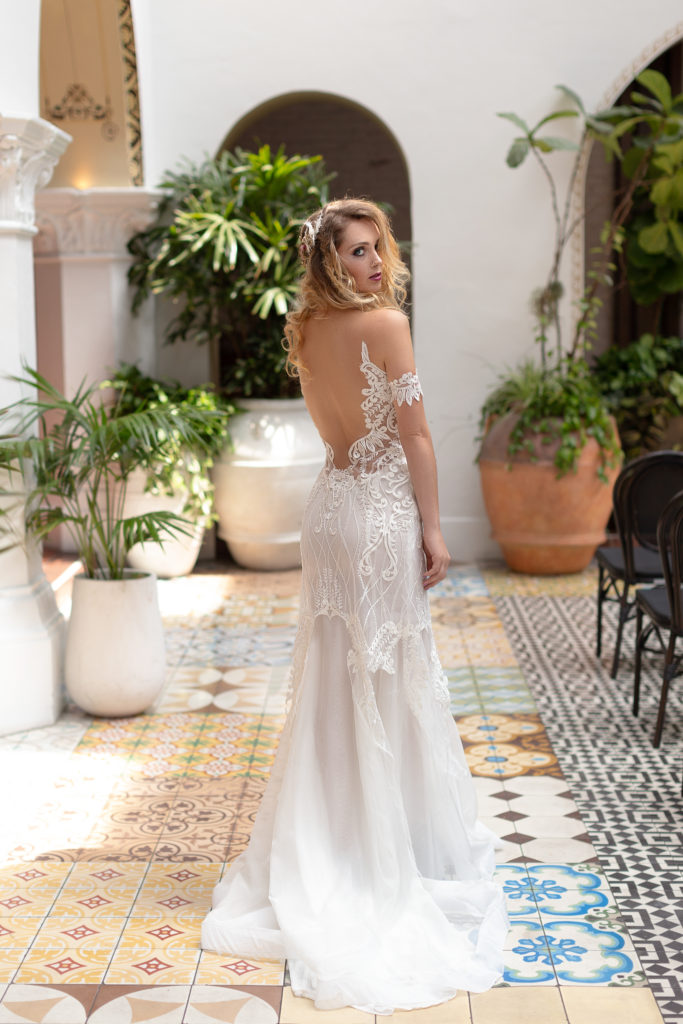 d3198b88228ed Naama & Anat Couture Lou Lou - The Blushing Bride Boutique in Frisco, Texas