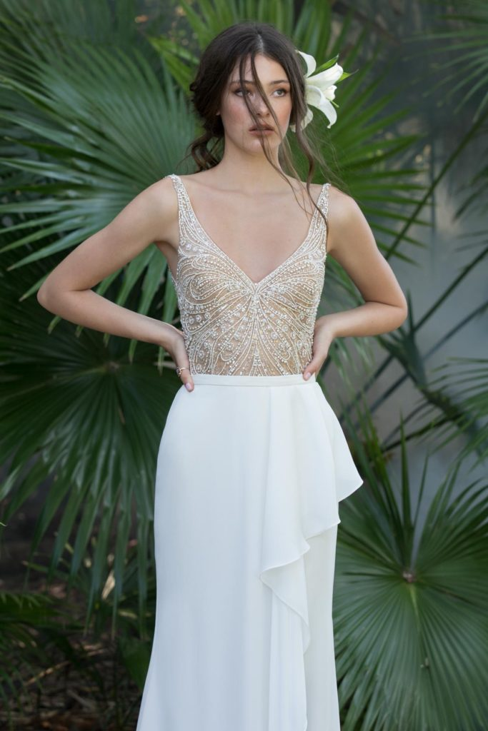 Willowby Fladdra 59601 - Off the Rack / Clearance - The Blushing Bride Boutique in Frisco, Texas