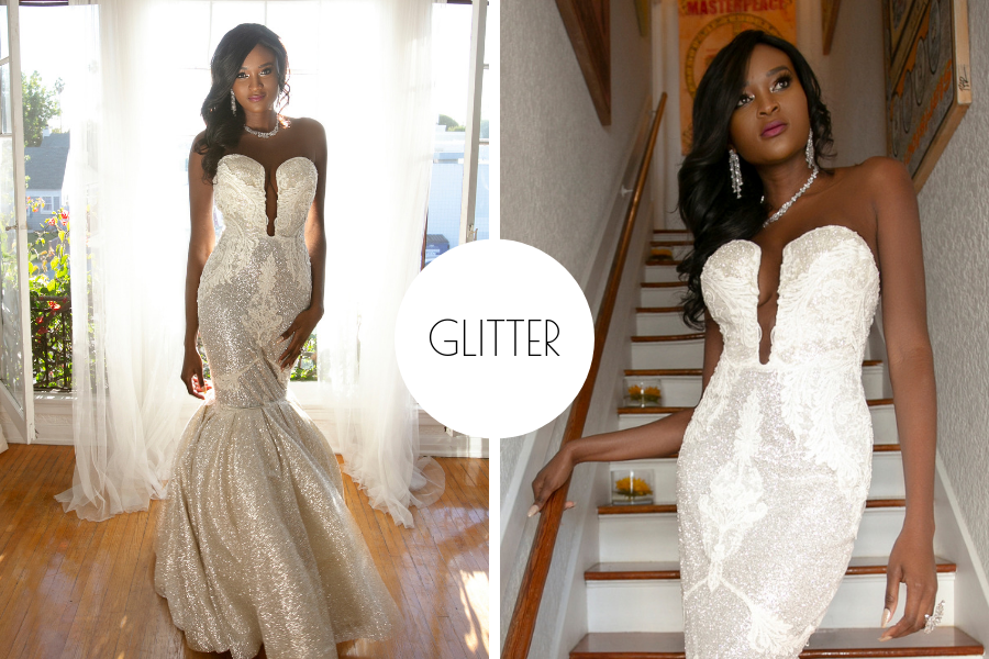 Glitter by Naama & Anat Couture - The Blushing Bride Boutique in Frisco, Texas