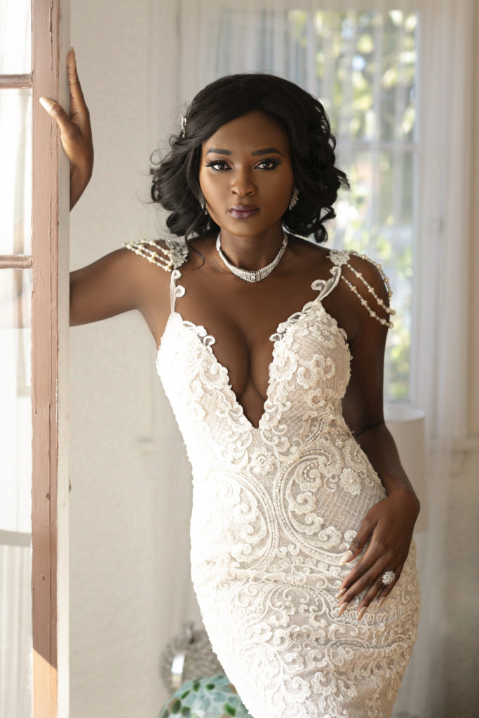 Fierce Lady Collection Luxe Divine by Naama & Anat Couture - The Blushing Bride Boutique in Frisco, Texas