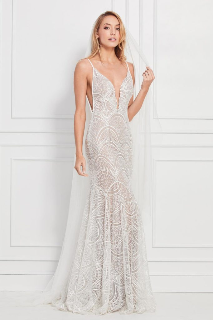 22d5f2508b0 ... Texas Wtoo Style 12814 Vaughn - The Blushing Bride Boutique in Frisco