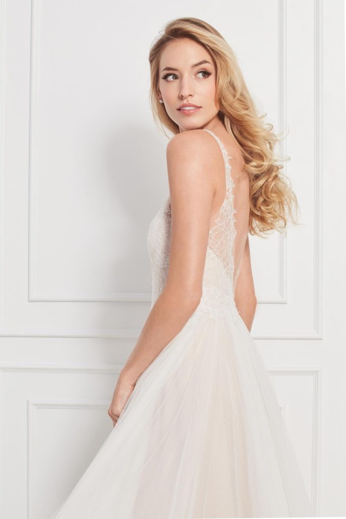 Wtoo Style 12700B Janella Beaded - The Blushing Bride Boutique in Frisco, Texas