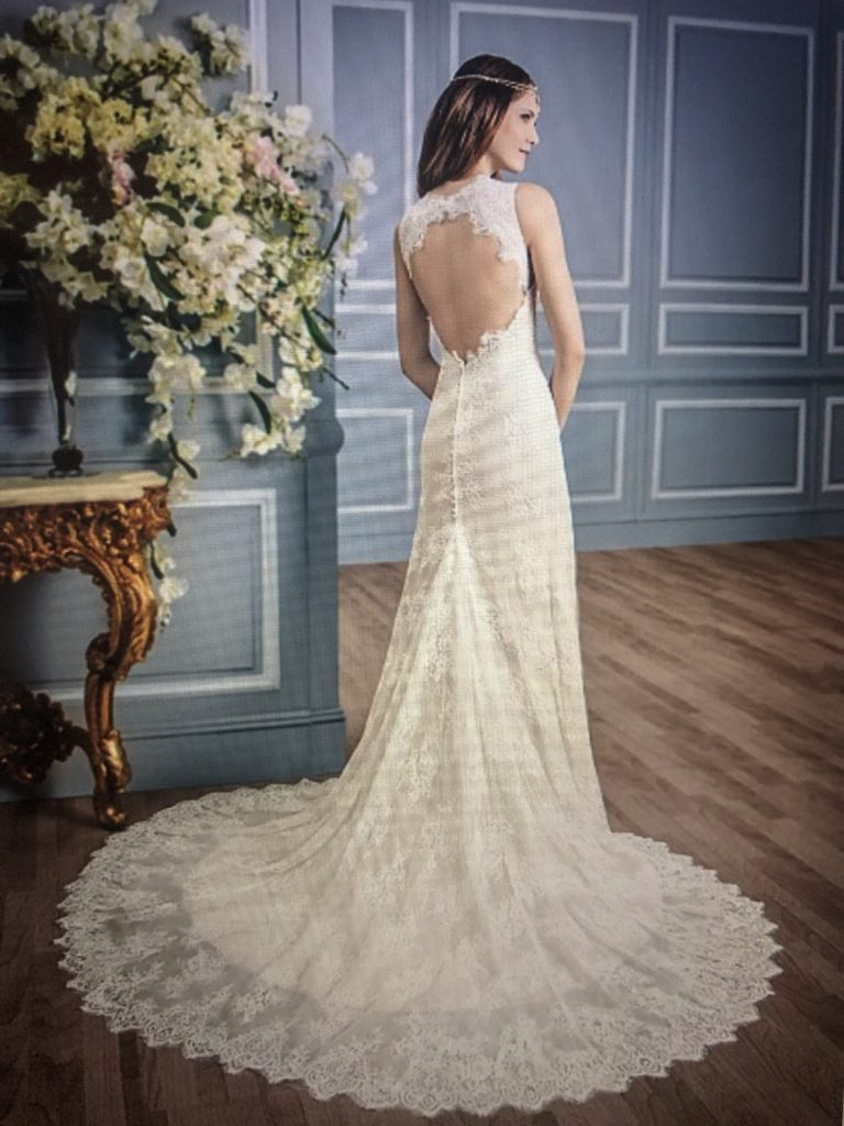 Moonlight Bridal PB6455 - The Blushing Bride boutique in Frisco, Texas
