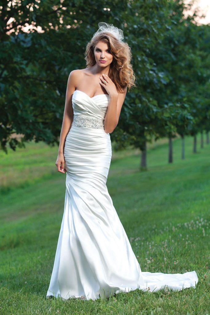 Sincerity Bridal 3666 - The Blushing Bride Boutique in Frisco, Texas