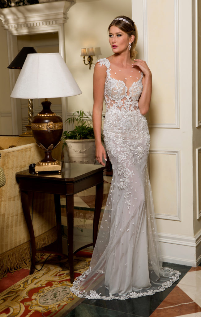Lia by Naama & Anat Couture - The Blushing Bride Boutique in Frisco, Texas