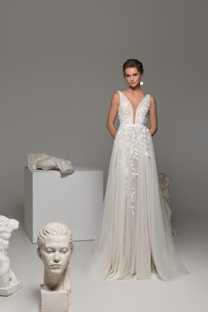 Fransis by Eva Lendel - The Blushing Bride Boutique in Frisco, Texas
