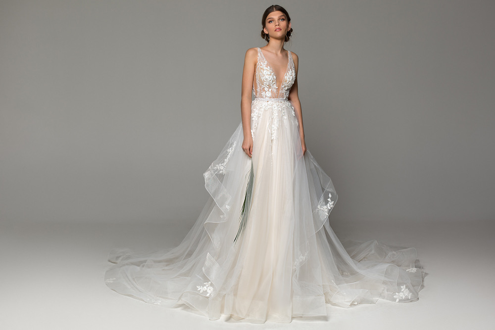 Harlow by Eva Lendel - The Blushing Bride Boutique in Frisco, Texas