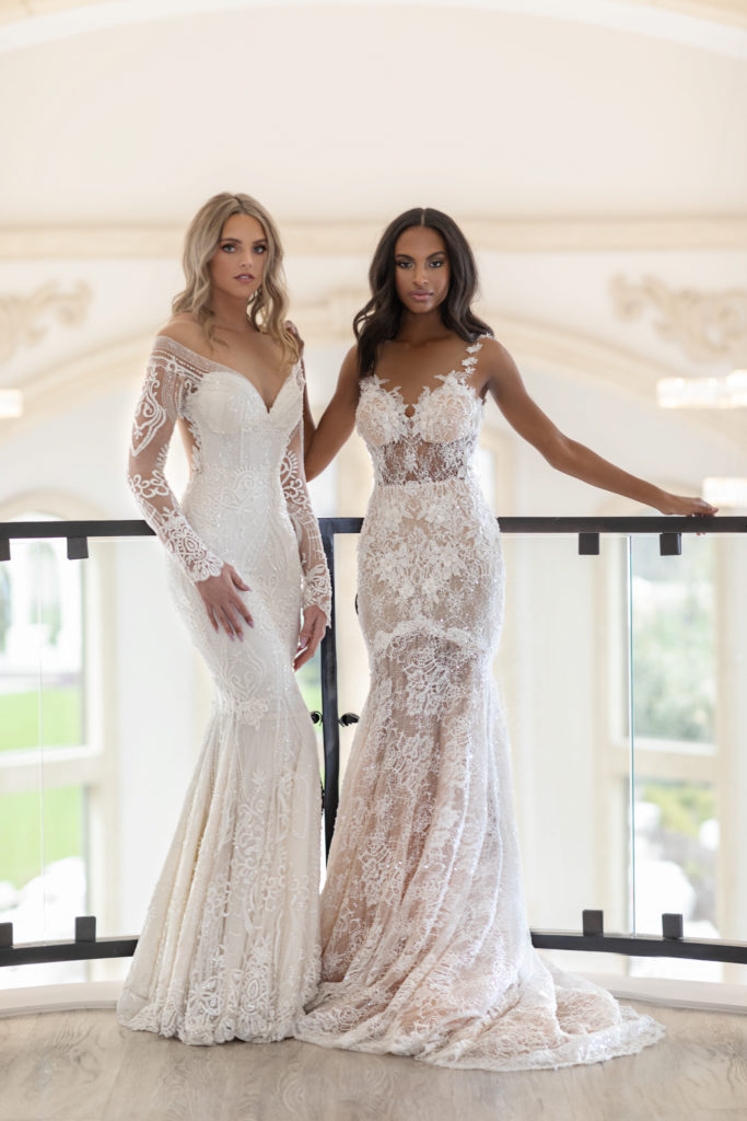 Hayworth & Adore by Naama & Anat Couture - The Blushing Bride Boutique in Frisco, Texas