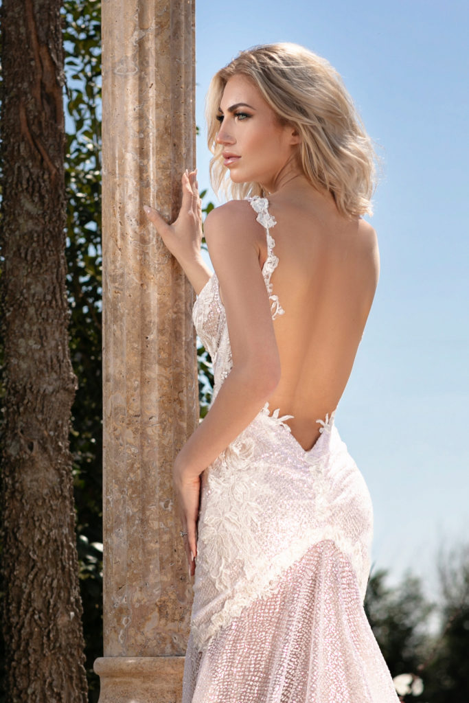 Tulip by Naama & Anat Couture - The Blushing Bride Boutique in Frisco, Texas