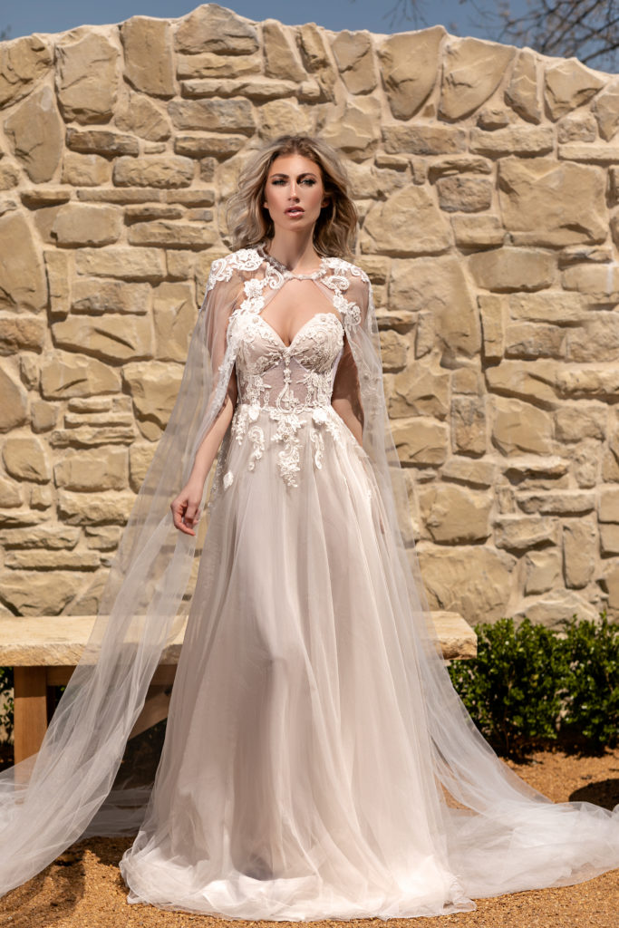 Violet by Naama & Anat Couture - The Blushing Bride Boutique in Frisco, Texas