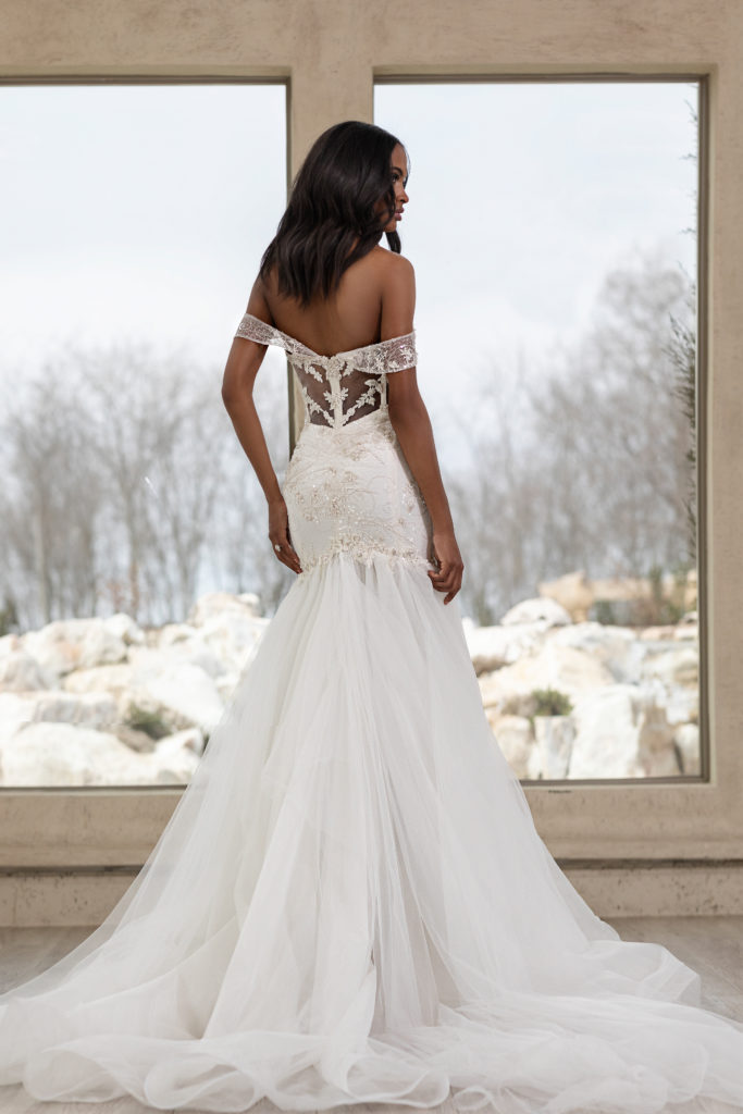 Jordan by Naama & Anat Couture - The Blushing Bride Boutique in Frisco, Texas
