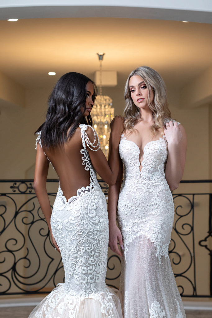 Luxe Devine & July by Naama & Anat Couture - The Blushing Bride Boutique in Frisco, Texas