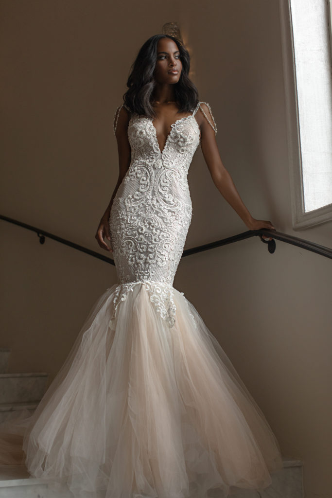 Luxe Devine by Naama & Anat Couture - The Blushing Bride Boutique in Frisco, Texas