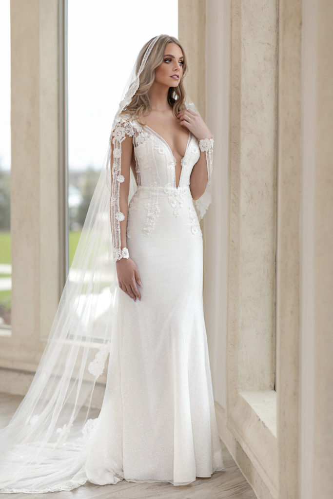 Magnolia by Naama & Anat Couture - The Blushing Bride Boutique in Frisco, Texas