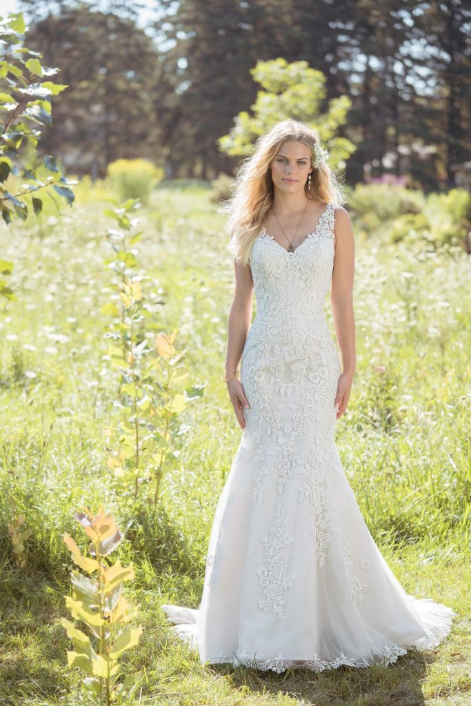 Lillian West 6486 - The Blushing Bride Boutique in Frisco, Texas