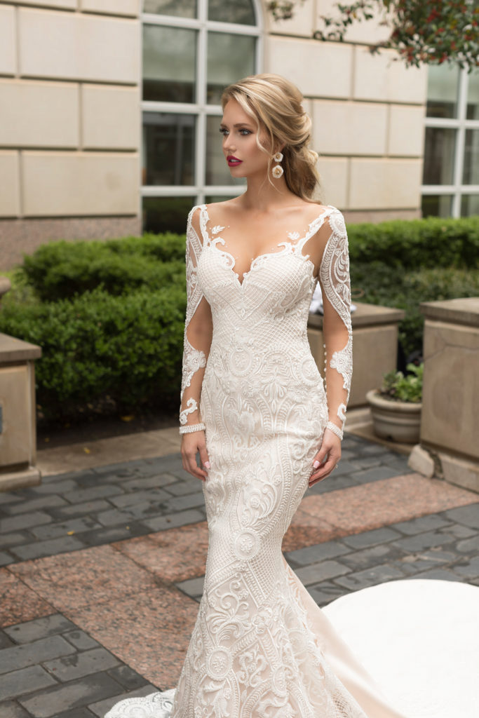 Merengue by Naama & Anat Couture, Color as Shown, Size 4/6, $3,335