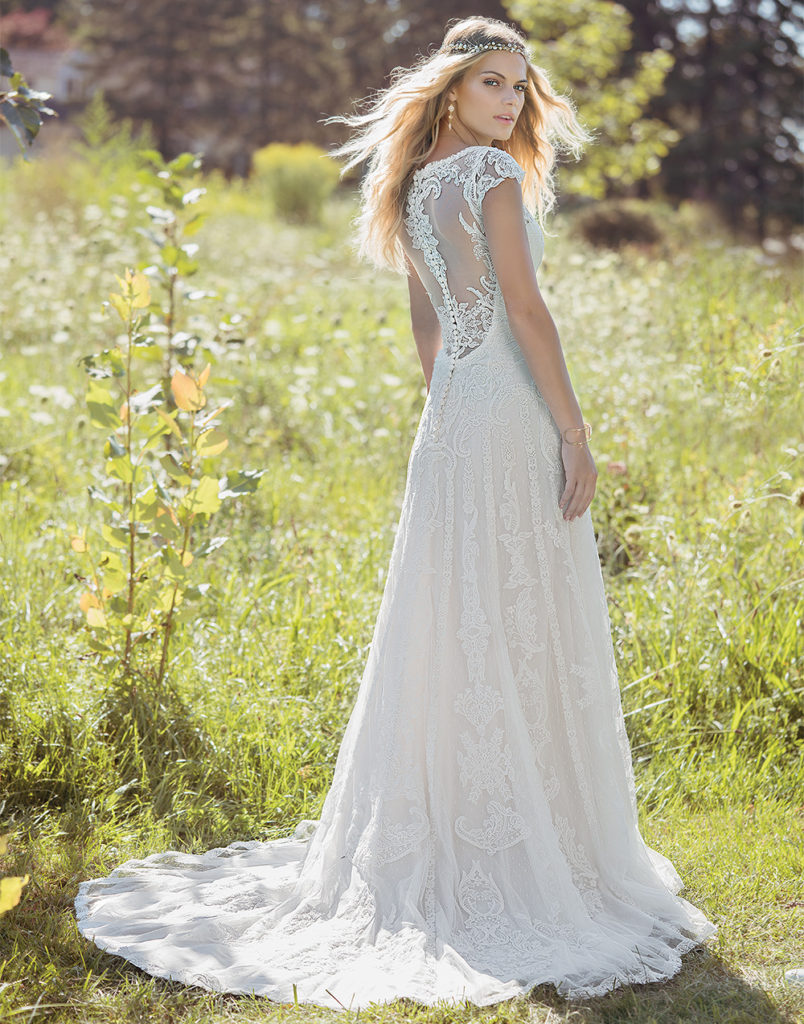 Lillian West 6482 - The Blushing Bride Boutique in Frisco, Texas