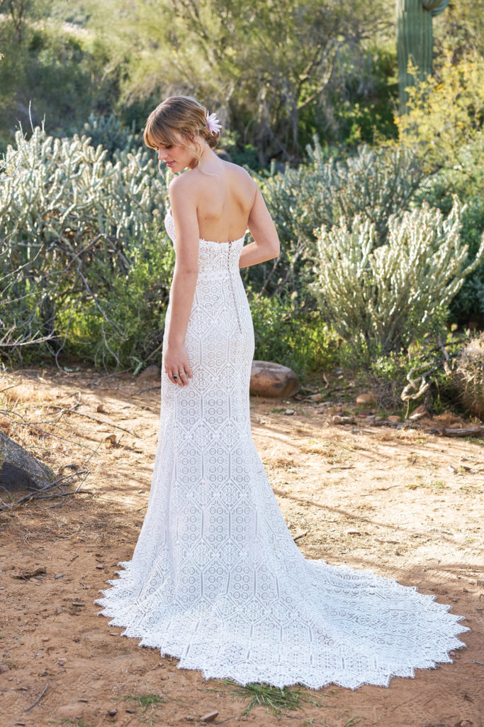 Lillian West 6513 - The Blushing Bride Boutique in Frisco, Texas