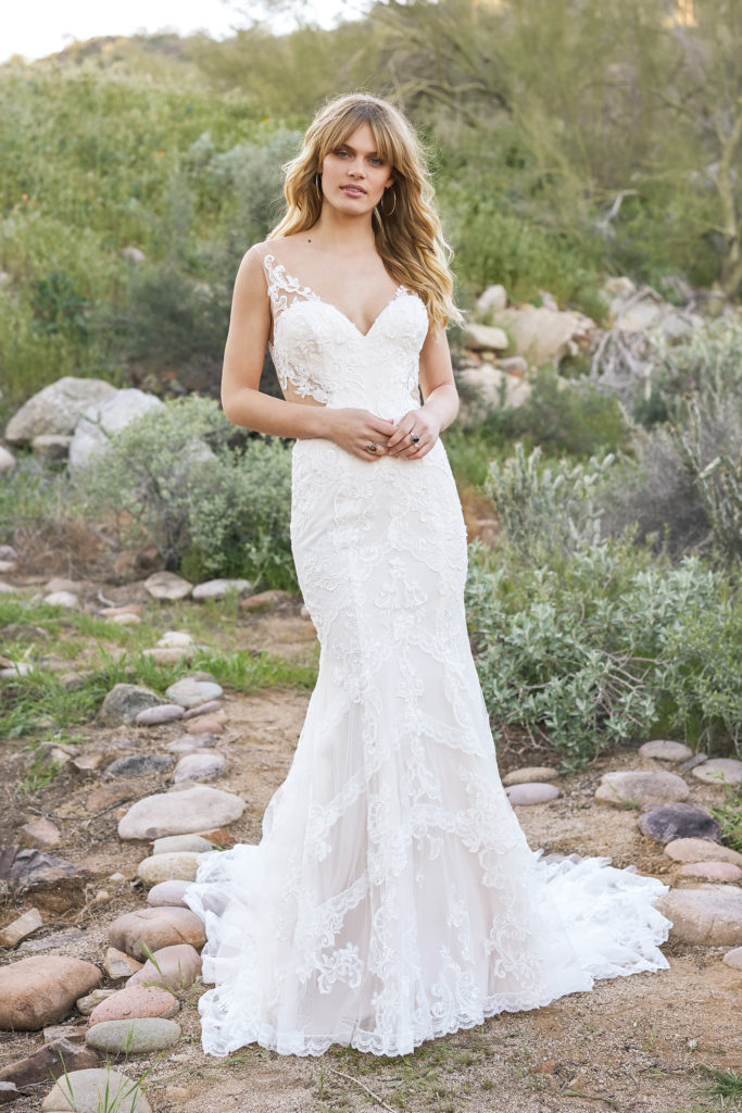 Lillian West 6521 - The Blushing Bride Boutique in Frisco, Texas