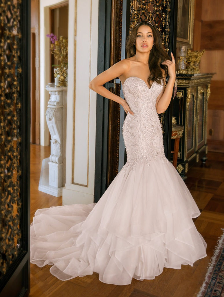 f4571053 Val Stefani Couture D8116 - The Blushing Bride Boutique in Frisco, Texas