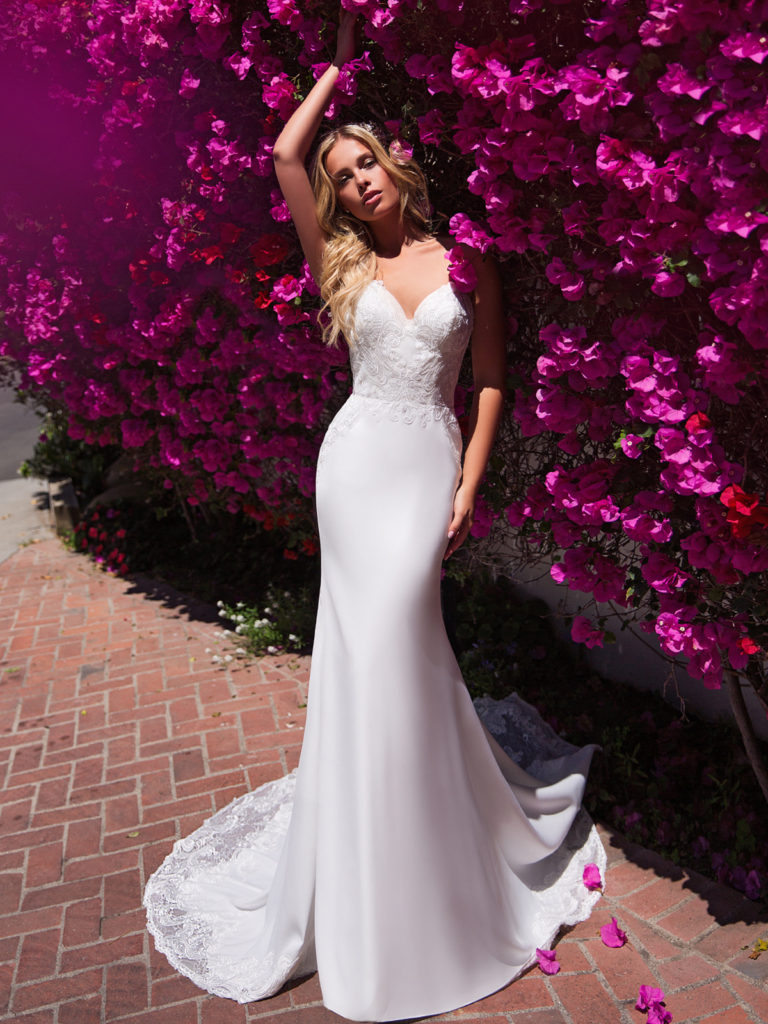 Moonlight Bridal J6706 - The Blushing Bride Boutique in Frisco, Texas