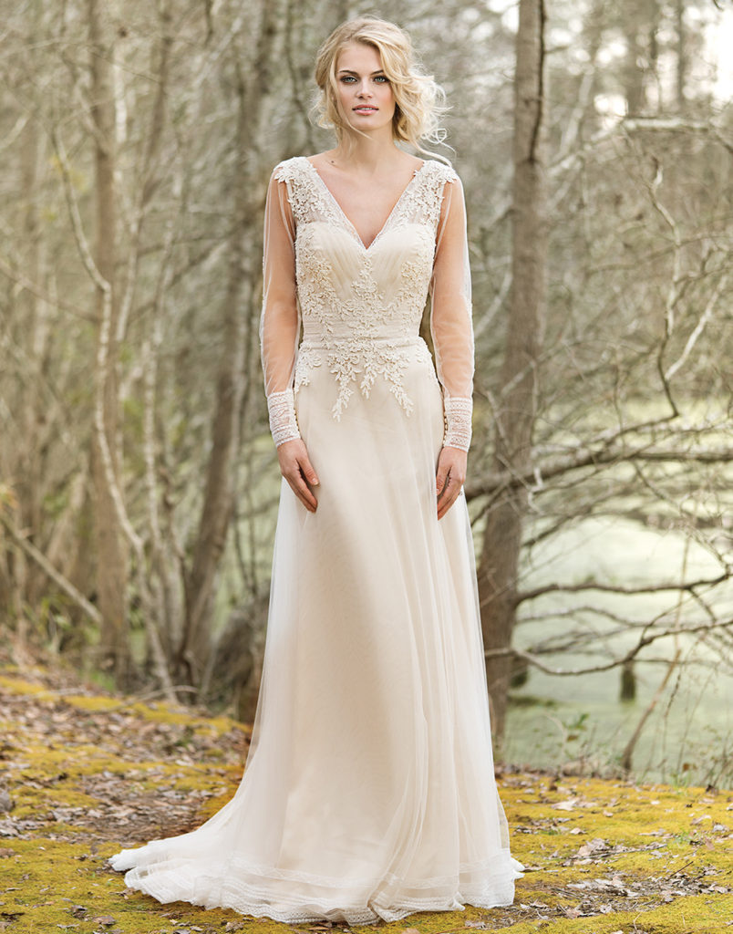 Lillian West 6453 - The Blushing Bride Boutique in Frisco, Texas