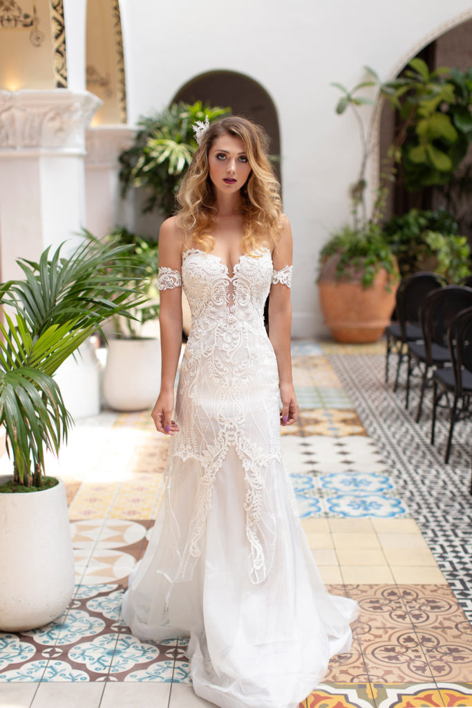 6cd83c381f2d Lu Lu by Naama & Anat Couture - The Blushing Bride Boutique in Frisco, Texas