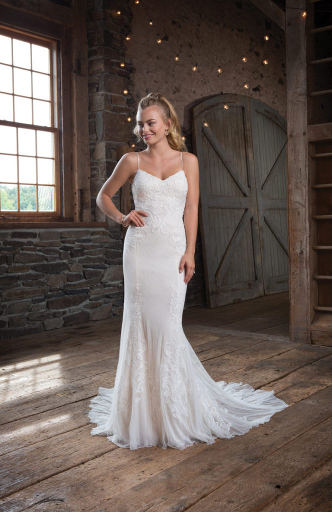 Sweetheart Gown JA1118 - The Blushing Bride Boutique in Frisco, Texas