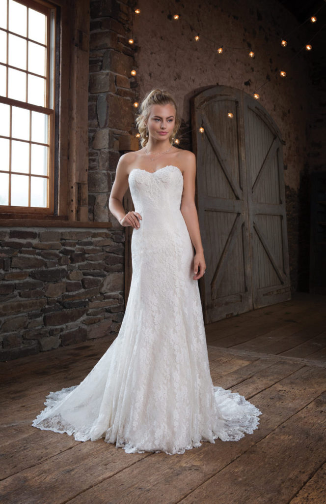 Sweetheart Gown JA1121 - The Blushing Bride Boutique in Frisco, Texas
