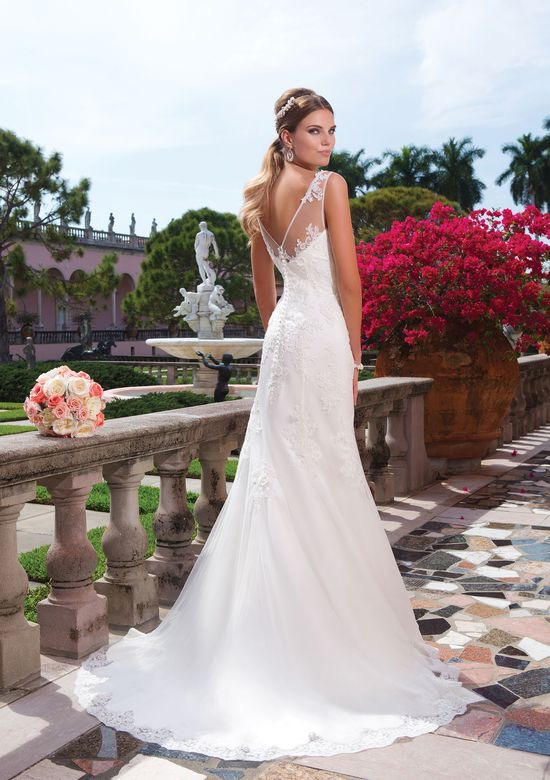 Sweetheart Gown 6043 - The Blushing Bride Boutique in Frisco, Texas