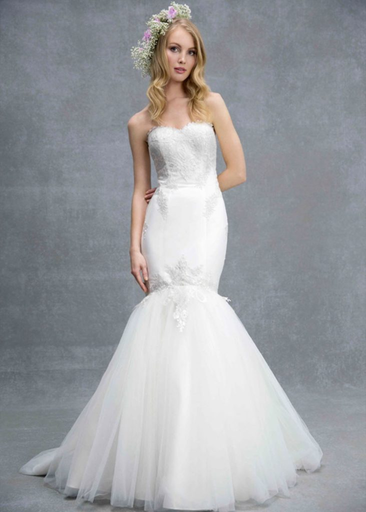 Coco Anais An180 Off The Rack Bridal