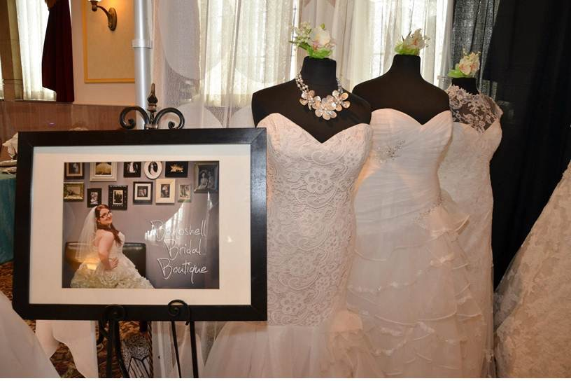 The Plus Size Wedding Dress Hunt – The Blushing Bride boutique