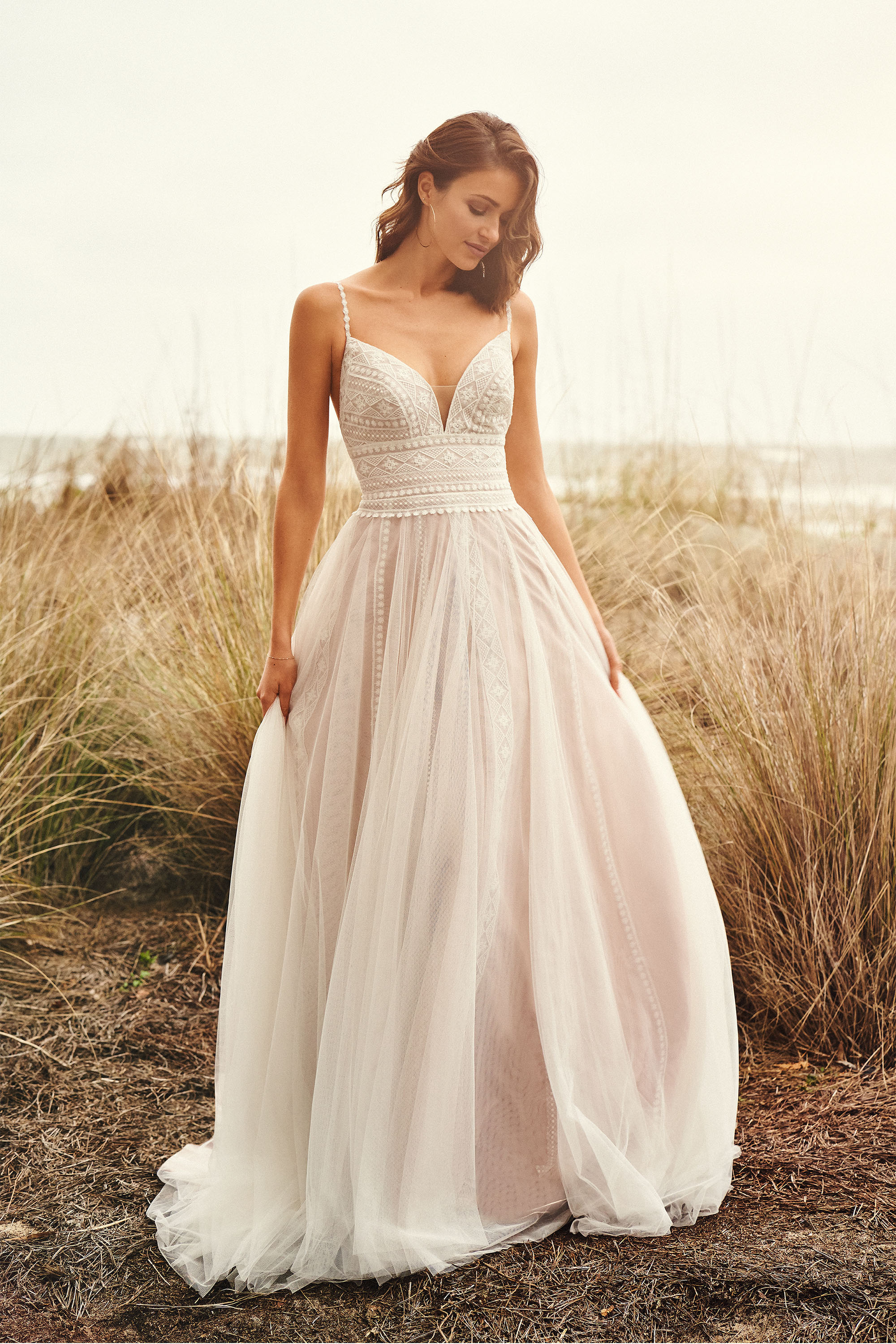 Lillian West – Boho Chic and Romantic Wedding Gowns – The ...