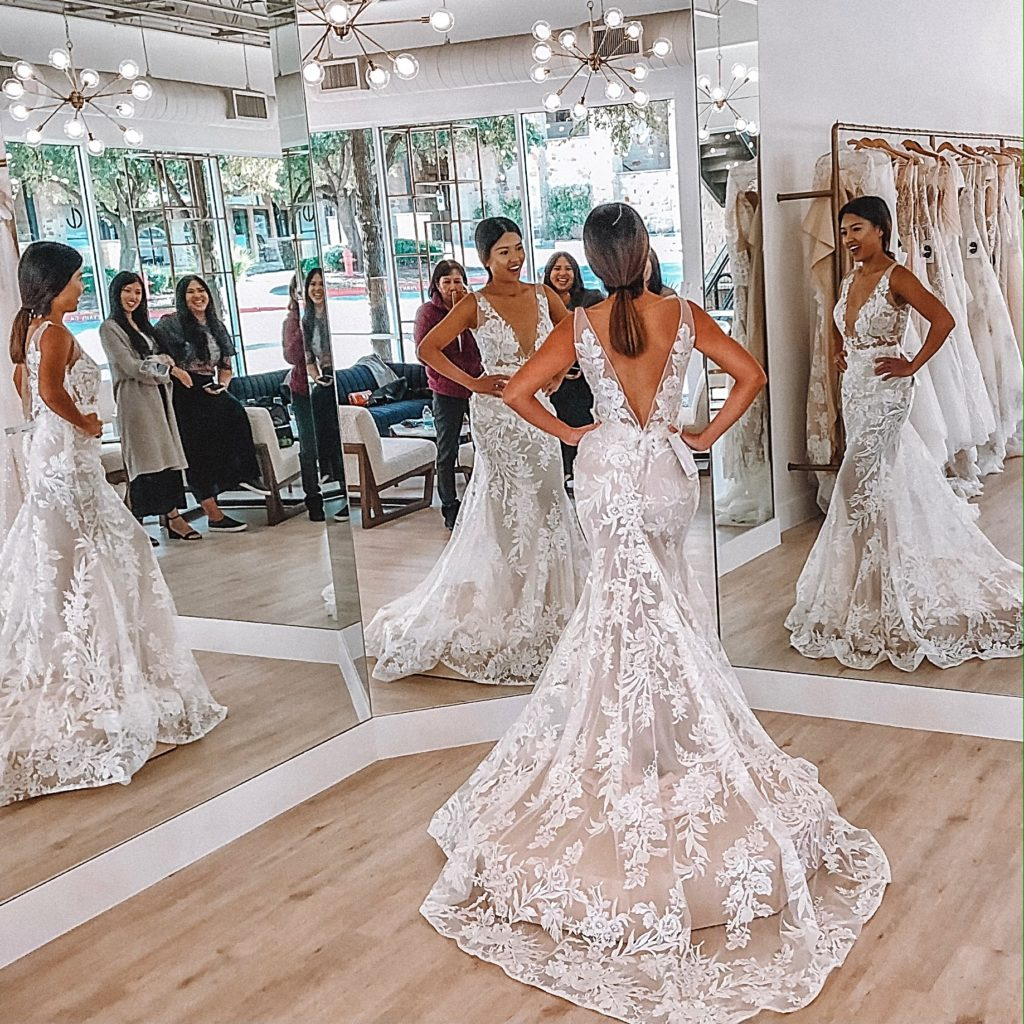 Visit us in Austin, Texas – The Blushing Bride boutique